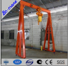 Portable Design Light Weight Indoor Small Mobile Cranes for Sale