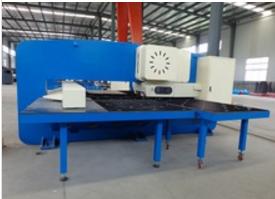 CNC turret punching machine, hole punching machine , CNC turret punch press
