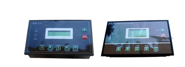Air compressor control panel Control panel for air compressor