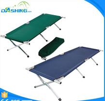 Folding military outdoor camping bed,hot-selling outdoor equipment,High quality steel portable camping cot