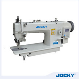 JK0303DDI-4 Direct drive walk foot top and bottom feed lockstitch sewing machine