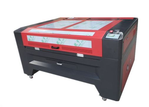 China 1400x1000mm water cooling 100 w /130 w/ 150 w/180 w /260 w laser tube co2 laser metal and nonmetal laser cutting machine