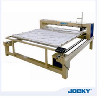 HFJ-38 computerized single head quilting machine