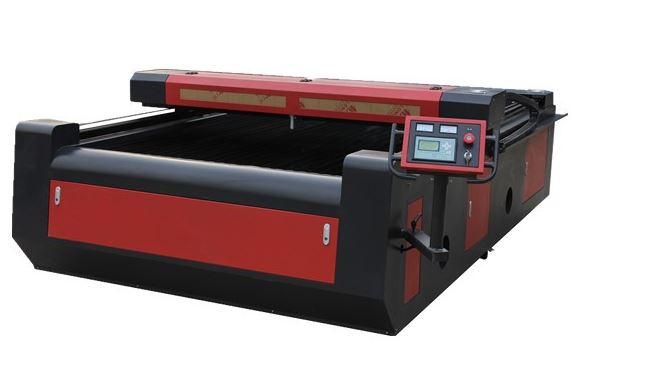 Auto feeding laser cutting machine , portable laser cutting for metal cutting