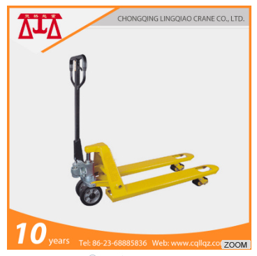 High Quality 1, 1.5, 2, 2.5, 3, 5 Ton All Terrain Mini Hydraulic Pump Hand Pallet Truck