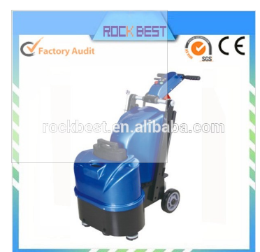 Double Heads Concrete Floor Grinder For Surface Preparation