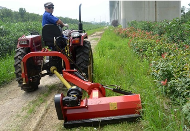 Tractor Mounted Brush Cutter : Farm implements tractor mounted brush cutter exportimes