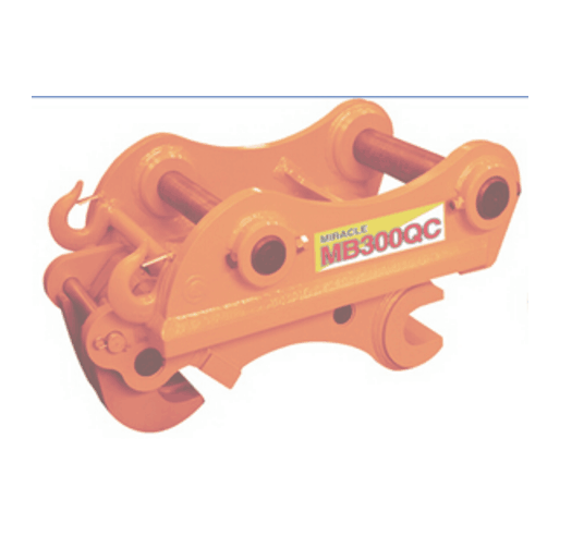 MB300QC hydraulic quick coupler for excavator to hitch the attachment quickly
