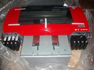 Digital led UV Flatbed Printer