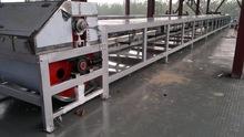 rotating belt condensation granulator
