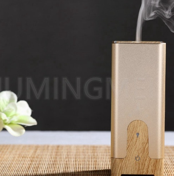 50ml mini car light Anion Ultrasonic air Humidifier