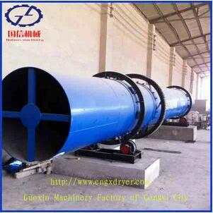 Widely used good drying effect coconut peat dryer
