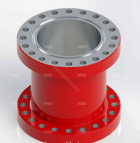 Adapter Spool/Spacer Spool/Riser Flange/Drilling Spool API 6A