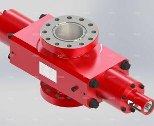API 16A Double Ram BOP/Annular Blowout Preventer/Single Ram BOP for wellhead control