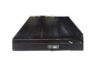 Heat exchanger screw air compressor oil cooler for sale