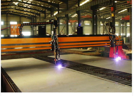 China Good quality High speed cnc Plasma cutting machine with Competitive price