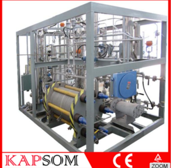 High quality CE water electrolyzer hydrogen gas generation machine