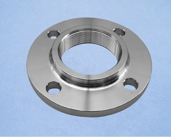 carbon steel slip-on neck flange