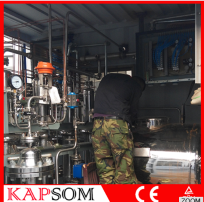 High quality skid-mounted water electrolysis equipment