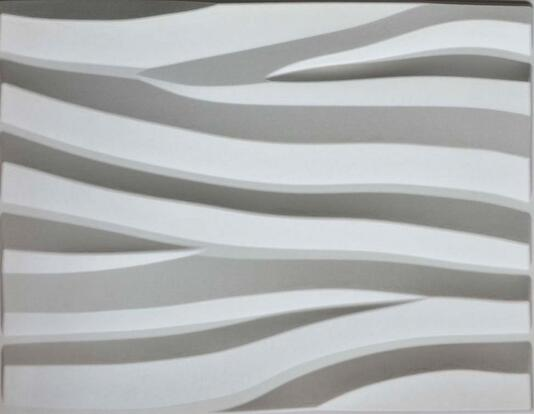Deep embossing waterproof 3D design vinyl wall paper