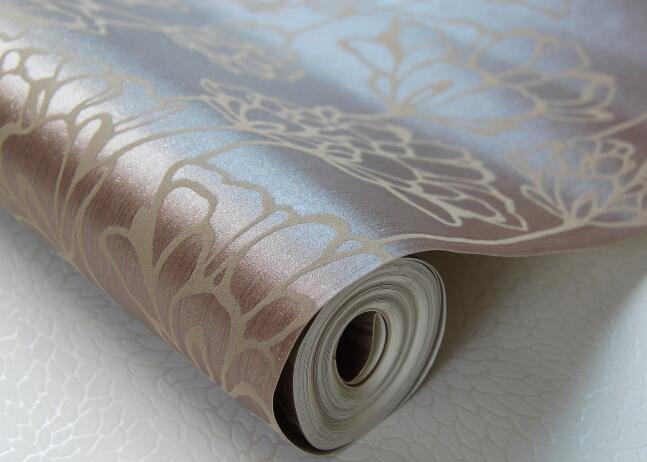 Hot sales korean wallpaper for wall decoration with CE Certificate
