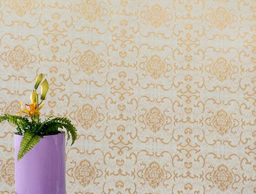 traditional home decorative wall paper