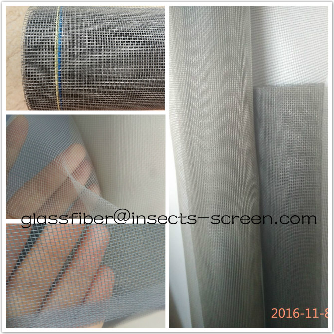 best quality fiberglass fly screen mesh