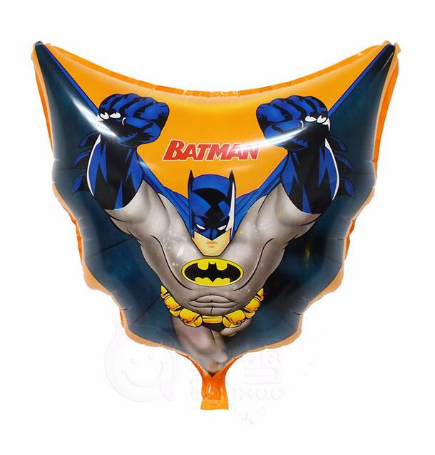 49*51cm cartoon character batman mylar foil balloon