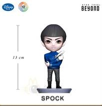 Movie Star Trek Beyond Custom Figurine Mini Plastic Toy 13 cm Spock