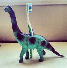 Custom plastic toys with toothbrush holder,Make plastic animal toys,Toothbrush holder plastic toys for kids