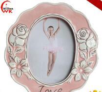 Rose flower wedding return gift decorative photo frame