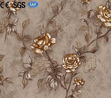 china style design wallpaper vinyl wallpaper
