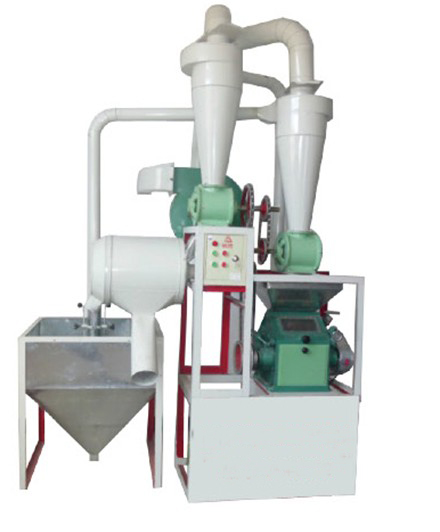 Wheat/corn flour milling machine