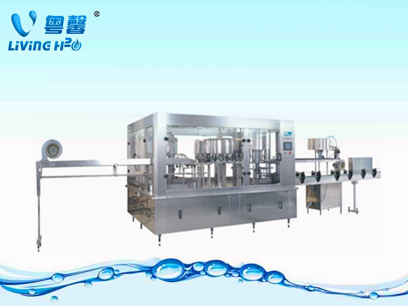 3-in-1Water Filling Machine
