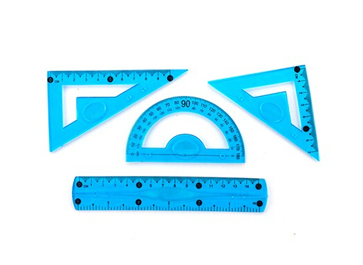 RS15117PVC flexible ruler 15cm
