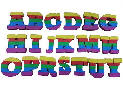 alphabet eraser/letter eraser