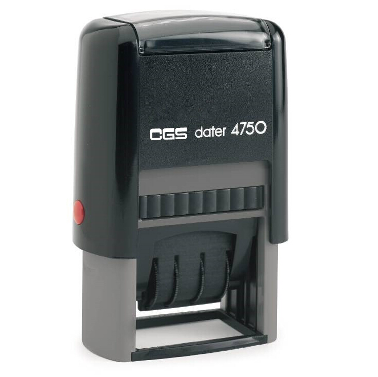 CGS 4750 Date Stamp&Auto Stamper&Stamp Date&Automatic Date Stamp
