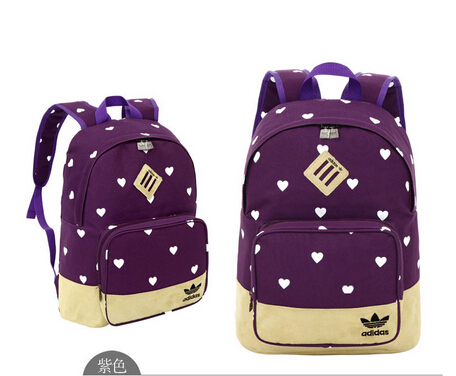 korean fashion colleage back to school bag