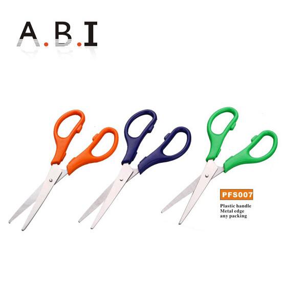 133mm Plastic Student Paper Scissors