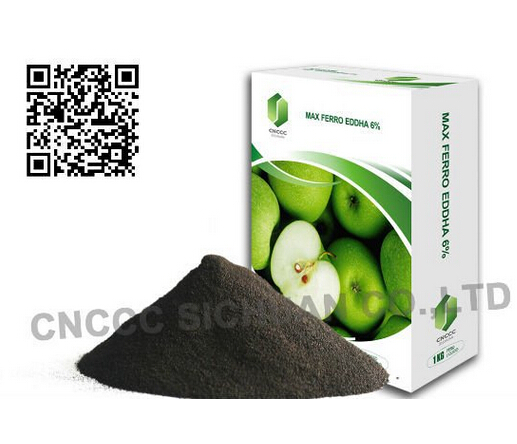 EDDHA Fe 6% Iron Powder o-o: 1.8 Chelate Fertilizer