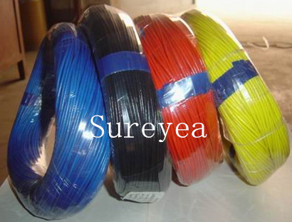 Silicone rubber glass sleeves