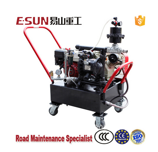 ESUN CCBST-40 asphalt coating equipment