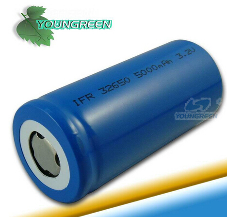 Li-ion battery 32650 Rechargeable Battery 3.2V 5000mah