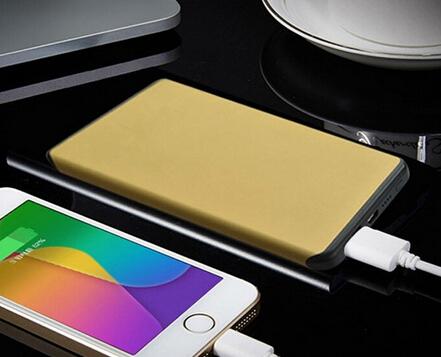 5000mAh ultra slim battery pack charger