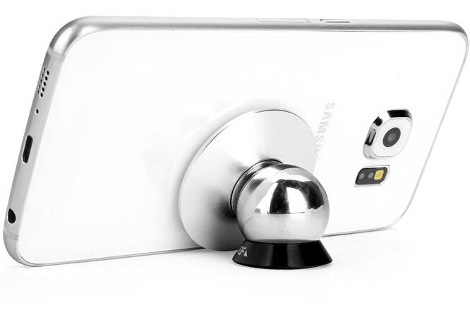 360 degree rotation magnetic car phone holder with elegant design