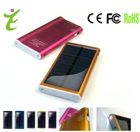 2600mAh Solar Charger for Mobile Phone