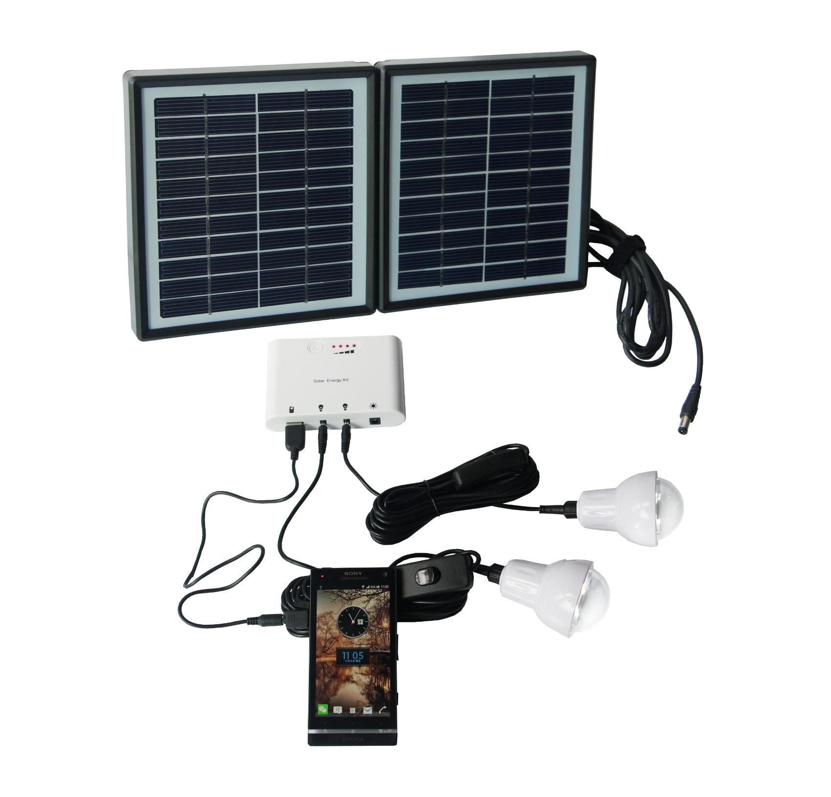 Solar Lighting System (SSM2107)
