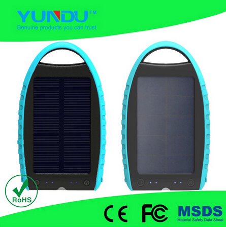 power bank special shell 7000mah solar charger