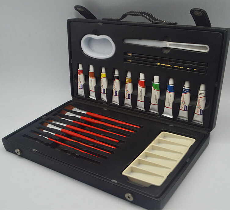 23pcs pvc box uniqued drawing set