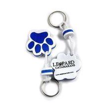 gift customized eva keychain